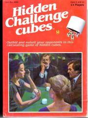 Hidden Challenge Cubes