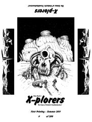 X-plorers - The Game of Galactic Troubleshooters! (Limited Edition)