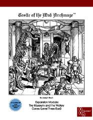Castle of the Mad Archmage - Level Three East Expansion