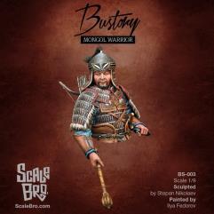 Mongol Warrior