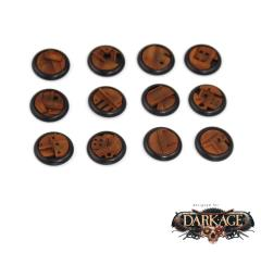Scrounger Base Inserts - 30mm