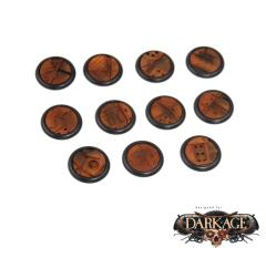 Scrounger Base Inserts - 40mm