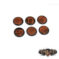 Scrounger Base Inserts - 50mm