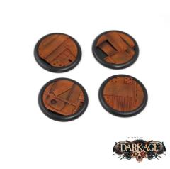 Scrounger Base Inserts - 80mm