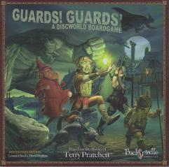 Guards! Guards! A Discworld Boardgame (Revised Edition)
