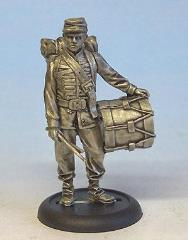 American Civil War Drummer (54mm)