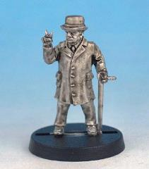 Winston Churchill (Resin)