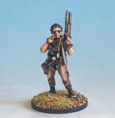 Alfonso - The Hired Gun (Resin)