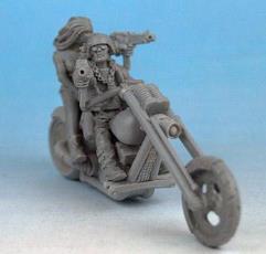 Biker w/Babe