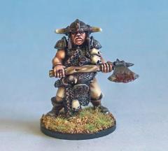 """Guntor - AKA """"The Axeman"""""""
