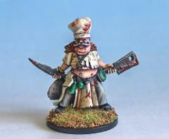 Chef - Fantasy Mini 32mm - Noble Knight Games