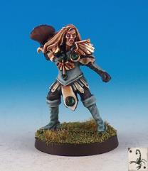Elf Thrower (Resin)