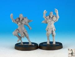 Elf Catchers (Resin)