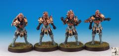 Elf Linemen (Resin)