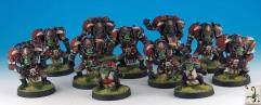Orc Team (Resin)