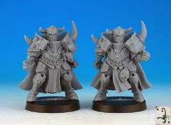 Chaos Warriors (Resin)