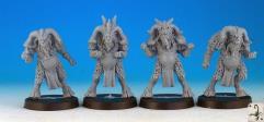 Beastmen Linemen (Resin)