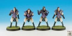 Dark Elf Linemen (Resin)