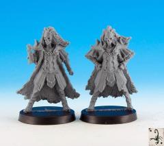 Dark Elf Blitzers (Resin)