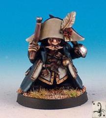 Dwarf Captain (Resin)