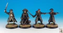 Undead Pirates #2 (Resin)