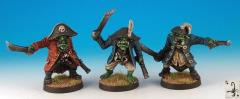 Orc Pirates #2 (Resin)