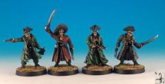 Undead Pirates #3 (Resin)
