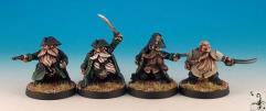 Dwarf Pirates #1 (Resin)