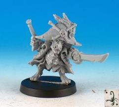 Goblin Captain (Resin)