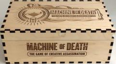 Machine of Death - The Game of Creative Assassination (Kickstarter Collector's Edition)