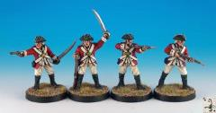 Royal Navy Marines #1 (Resin)