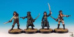 Pirate Girls #2 (Resin)