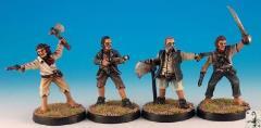 Able Seamen #2 (Resin)