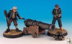 Cannon w/Crew