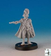 Admiral Dylan Lloyd (Resin)
