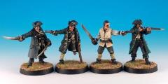Pirates #2 (Resin)