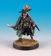 Captain McBride (Resin)