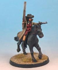 Barbara Allen - Mounted (Resin)