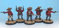 Mexicans #2 (Resin)