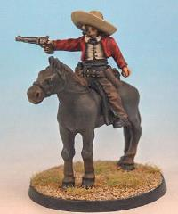 Carlos - Mounted (Resin)