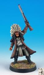 Ahiga Apache Leader (Resin)