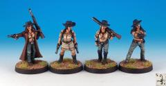 Cowgirls #1 (Resin)