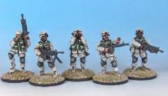 Checkpoint Team (Resin)