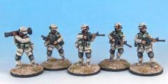 Marines w/M4 Carbines (Resin)