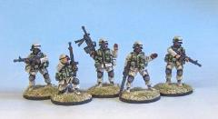 Marines w/Night Vision Goggles (Resin)