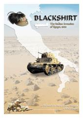 Blackshirt - The Italian Invasion of Egypt, 1940