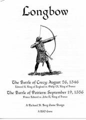 Longbow - The Battle of Crecy & The Battle of Poitiers