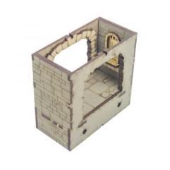 Arkand Crypt - Half Corridor