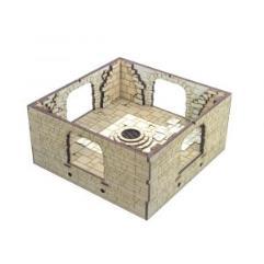 Arkand Crypt - 4 Way Room