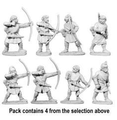 Unarmored Archers